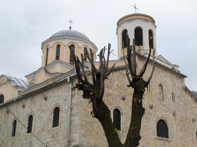 Episcopal Church of St George in Prizren
