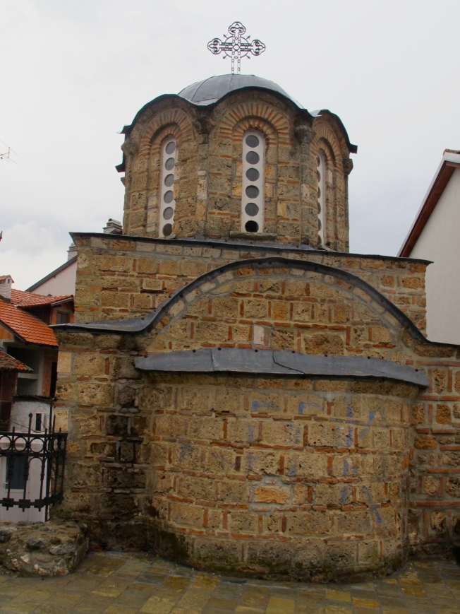 Church of St. Nicholas in Prizren