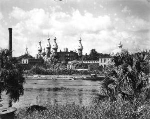 Tampa Bay Hotel in 1925