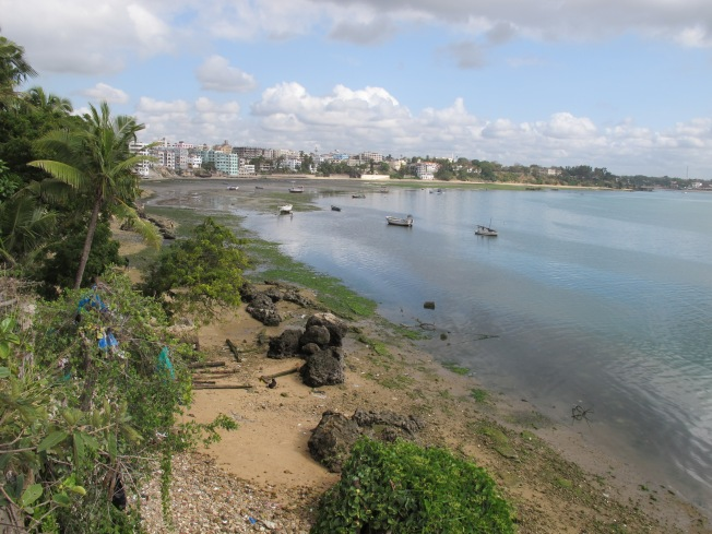 Mombasa Old Harbor