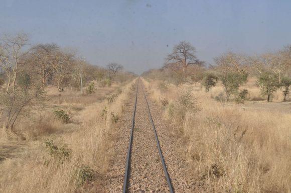 Dakar-Bamako railroad