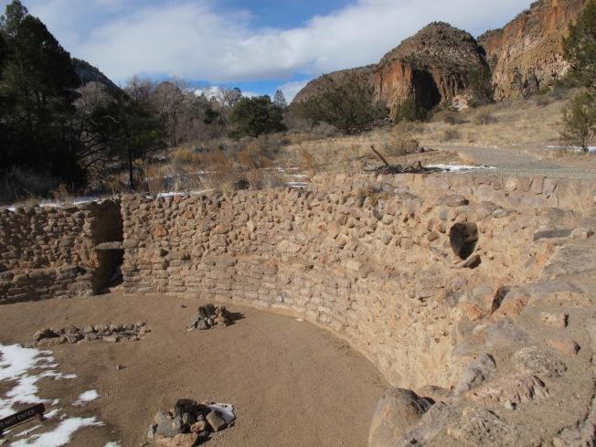 Tyuonyi pueblo