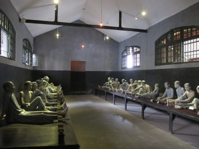 Re-imagined: Hoa Lo's Vietnamese prisoners under French occupation