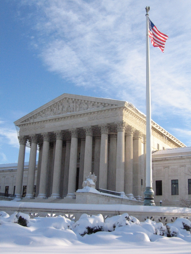 Supreme Court buried under more than an avalanche of cases