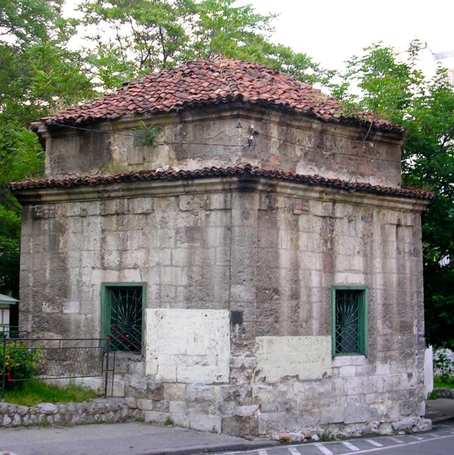 Mosque in Belgrade