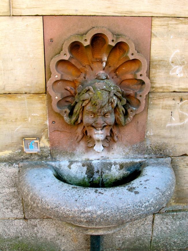 Waterworks Fountain