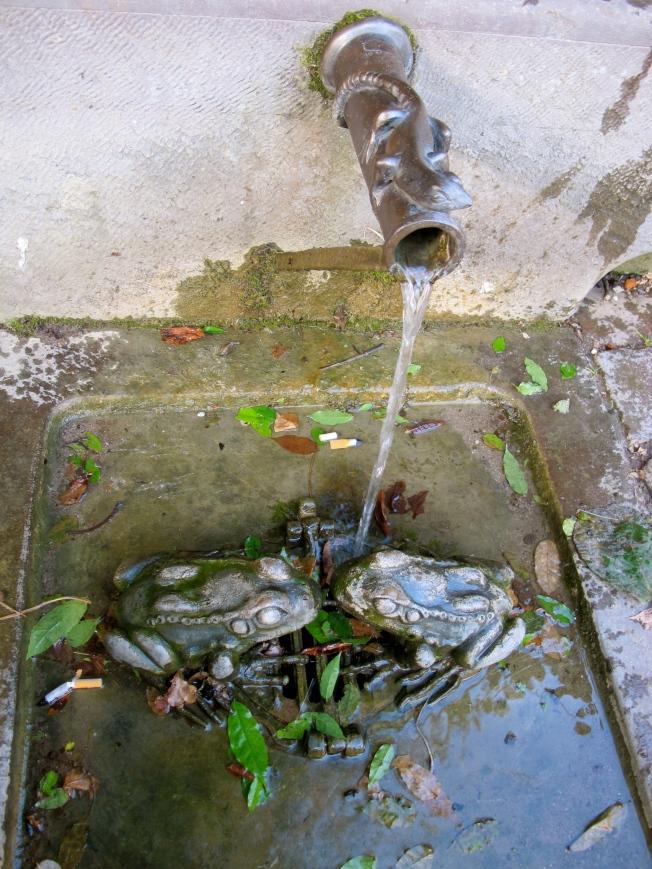 Durlach fountain