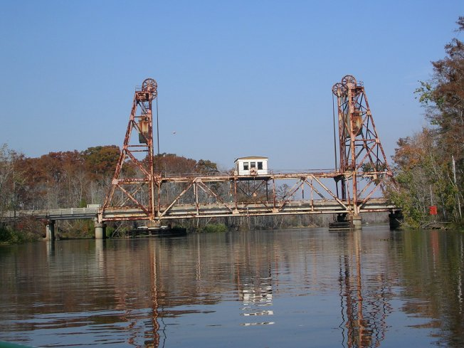 Bridge in Louisiana