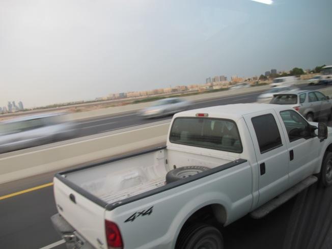 Doha truck