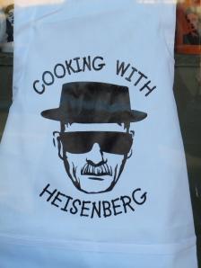 Heisenberg apron