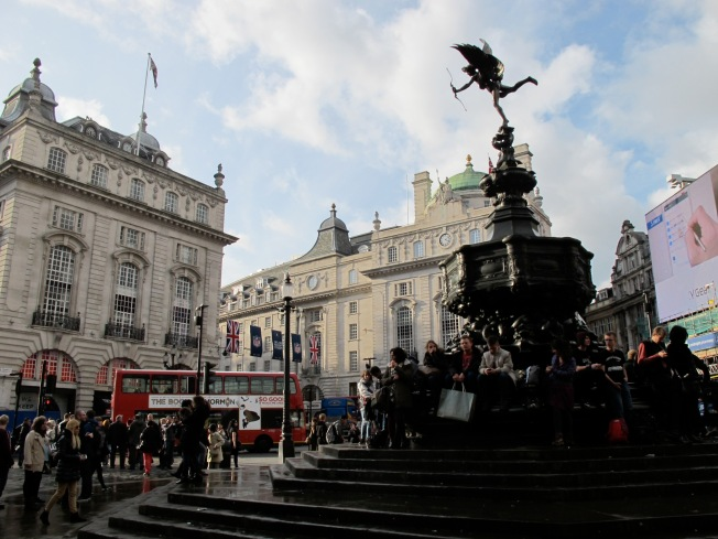 Legendary Piccadilly Circus