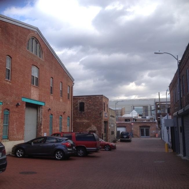 Bladgen Alley