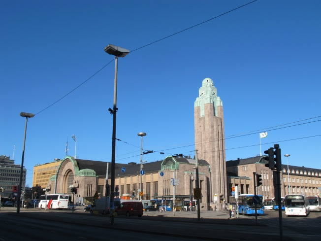 Helsinki main railway station