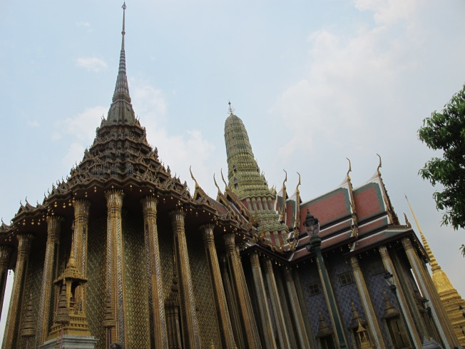 Temple of the Emerald Buddha